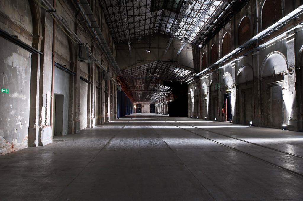 Stazione Leopolda_navata sinistra